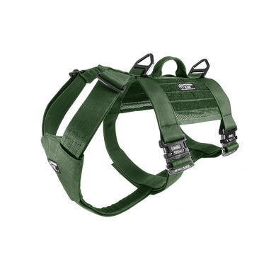 Modern Icon Tracking Harness - OD Green
