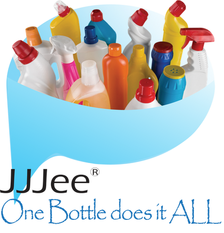 JJJee One Bottle Does It ALL