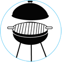 cleans bbq grill without rinsing, non corrosive, no smells and no harmful chemical.