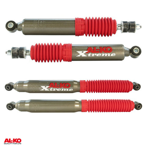 Full Set of 4 AL-KO Performance Shocks for 01-07 Chevrolet 1500HD 2500HD