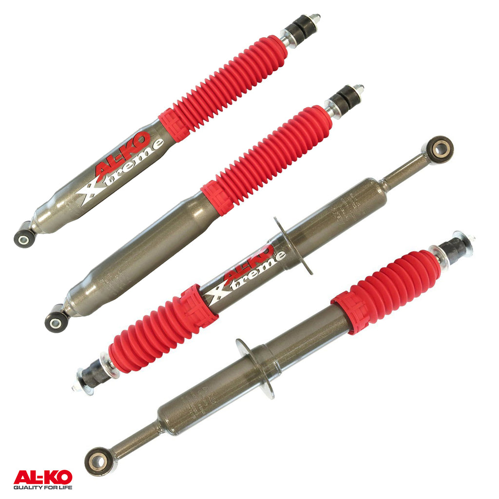 Full Set 4 Extreme HD AL-KO Performance Struts Shocks for 05-15 Toyota Tacoma