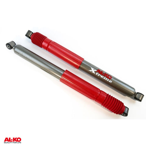 11-14 GMC 2500 3500 Rear set 2 AL-KO Replacement HD Performance Shocks