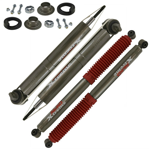 14-17 Ford F-150 4WD Full set 4 AL-KO OE Replacement HD Performance Shocks