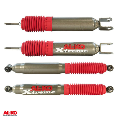 Full Set 4 AL-KO Extreme Performance Shocks for 99-06 Chevrolet Silverado 1500 2WD & 4WD