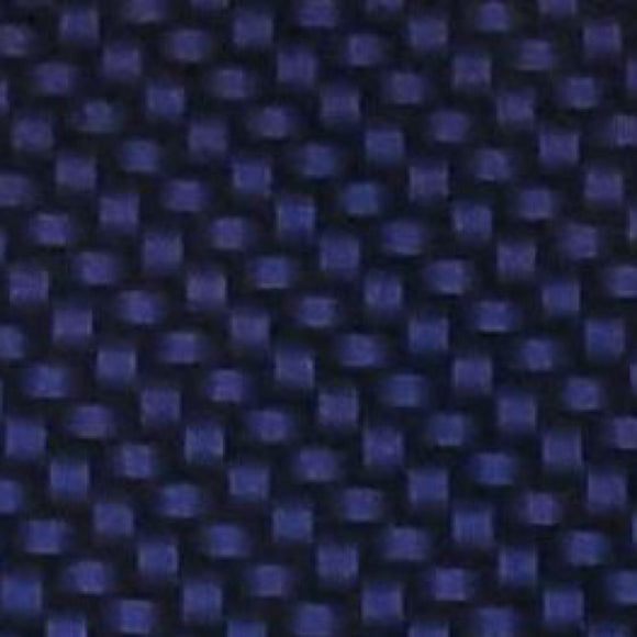 Candied Dark Blue Carbon Weave