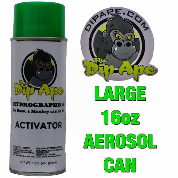 16oz Aerosol / spray Activator