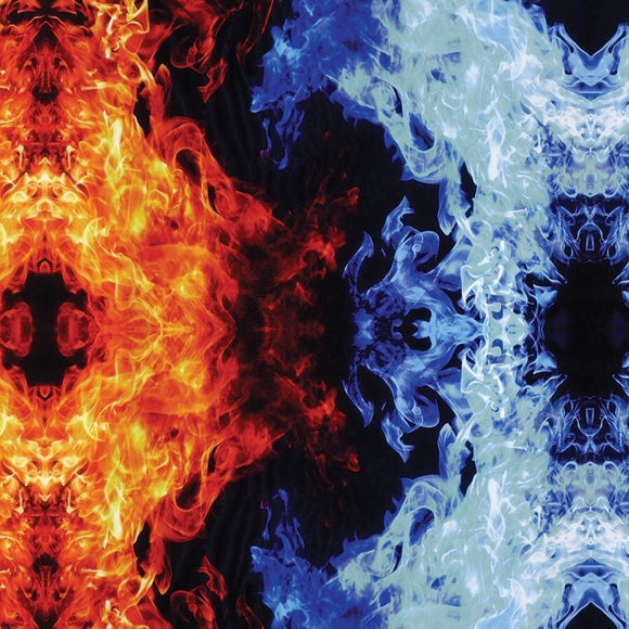 Fire & Ice Flames
