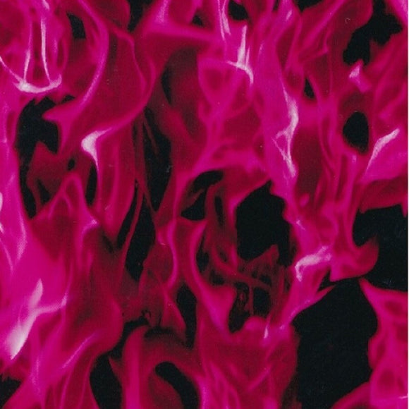 Pink Flames