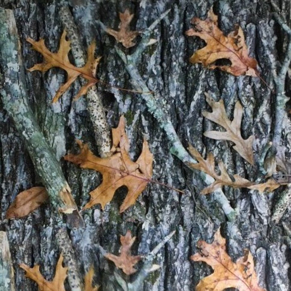 Oak Leaves Camouflage