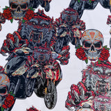 MOPED KING HYDROGRAPHIC FILM