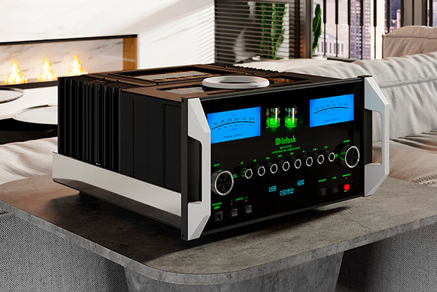 Mcintosh Unleash The Mighty MA1200 Integrated Amp!