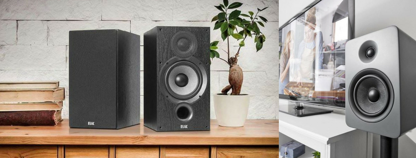 Now carrying ELAC and Kanto audio products!