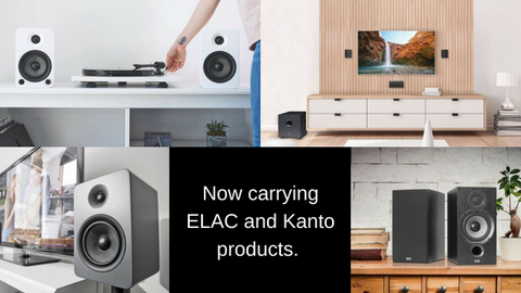 ELAC  KANTO PRODUCTS