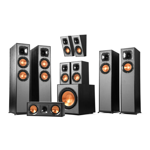 Additional types of speakers