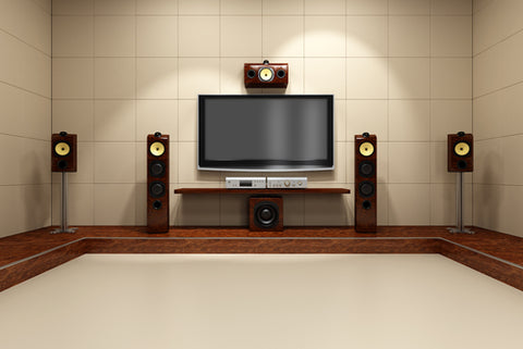 """What about """"home theater"""" systems?"""