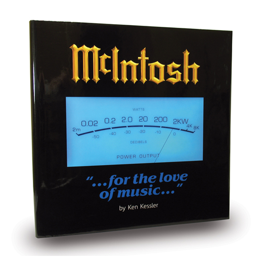 McIntosh for the love of music - Hi-Fi Centre