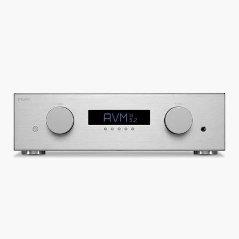 AVM A5.2 Integrated Amp/Tube Line Stage