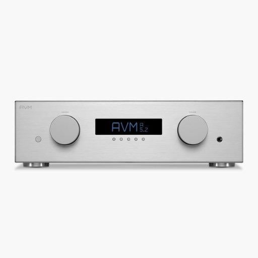 AVM A 5.2 Integrated Amp/DAC/Tube Line Stage