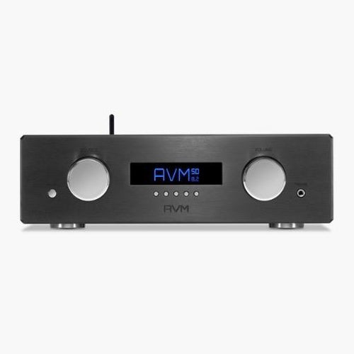 AVM SD 8.3 Streaming Preamplifier/Tube Line Stage