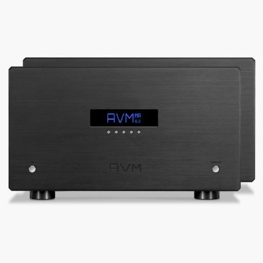 AVM MA 8.3 Mono Power Amplifier