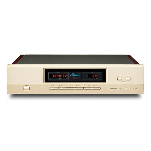 Accuphase DC37 Precision DAC