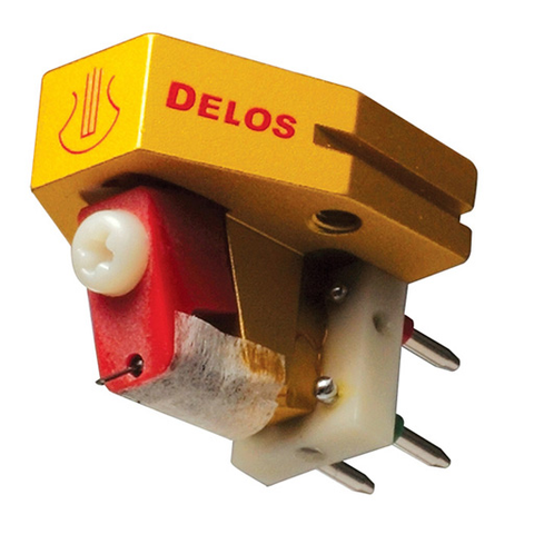 Lyra Delos Low Output MC Cartridge - Hi-Fi Centre