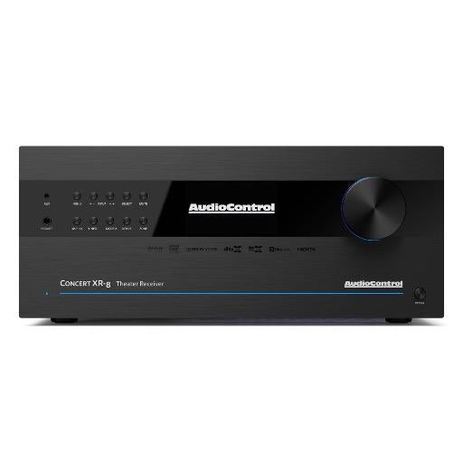 Audio Control Concert XR-8 AV Receiver