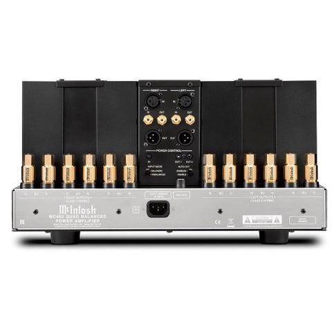 Mcintosh MC-462 Stereo Power Amplifier