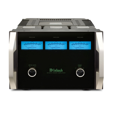 McIntosh MC-303 Power Amplifier - Hi-Fi Centre