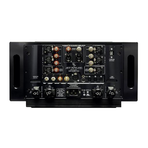 Jeff Rowland Daemon Super Integtated Amplifier