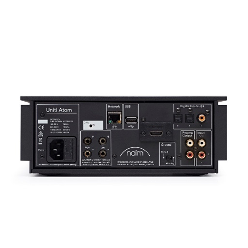 Naim Uniti Atom Network Amplifier - Hi-Fi Centre