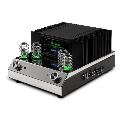 McIntosh Hybrid 100 Watt Tube Integrated Amplifier - Hi-Fi Centre