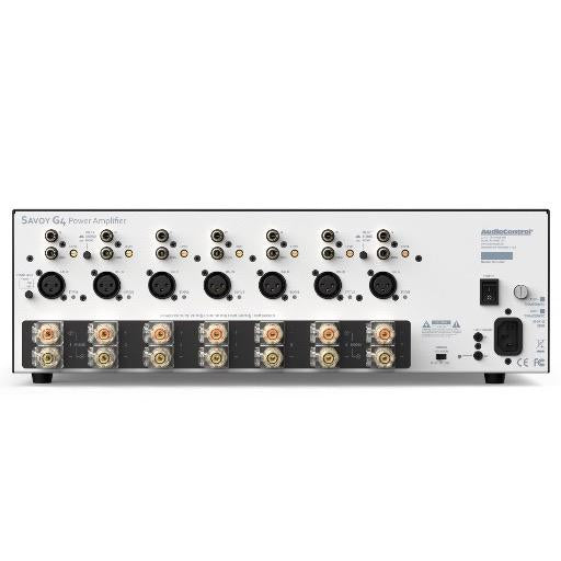 Audio Control Savoy G4 7 Channel Amplifier