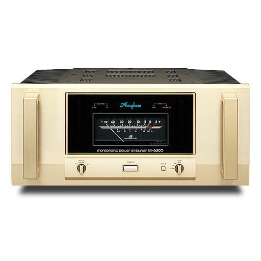 Accuphase M6200 Mono Power Amplifier