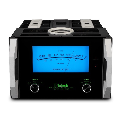 McIntosh 1.25KW Mono Block - Hi-Fi Centre