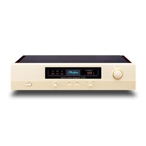 Accuphase C47 Phono Preamplifier