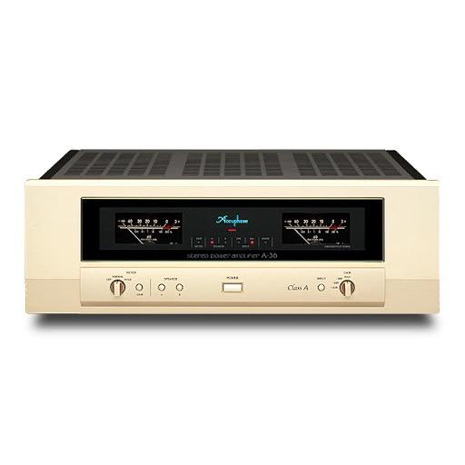 Accuphase A36 Class A Power Amplifier