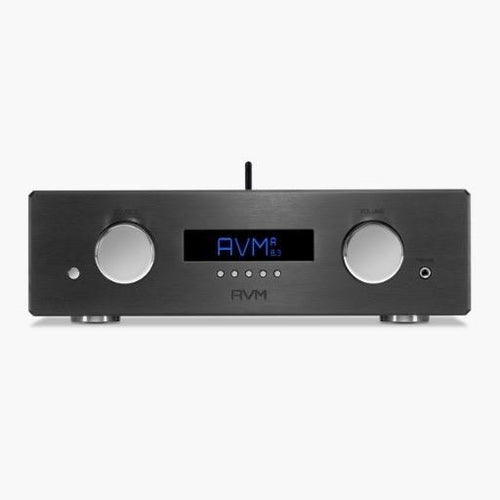 AVM A 8.3 Integrated Amplifier/DAC/Tube Line Stage
