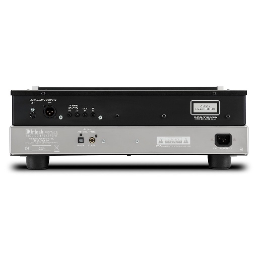 Mcintosh MCT-500 CD/SACD Transport - Hi-Fi Centre