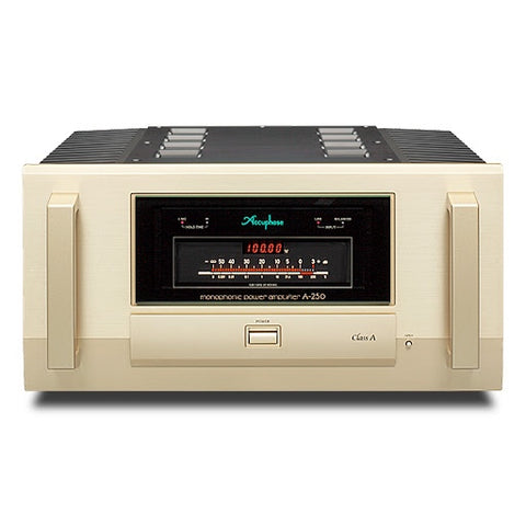 Accuphase A250 Class A Mono Amplifier