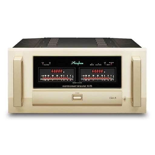 Accuphase A75 Class A Power Amplifier