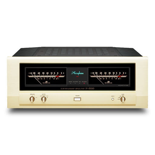 Accuphase P4500 Stereo Power Amplifier