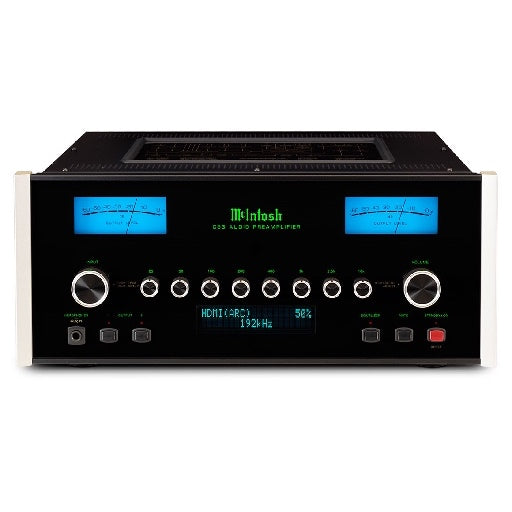 Mcintosh C-53 Audio Preamp