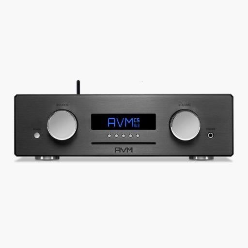AVM CS 8.3 Amp/DAC/CD Player