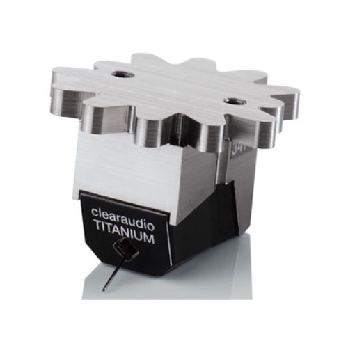 Clearaudio Titanium V2 MC Phono Cartridge - Hi-Fi Centre