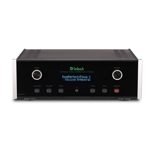 Mcintosh MEN-220 Room Correction System - Hi-Fi Centre