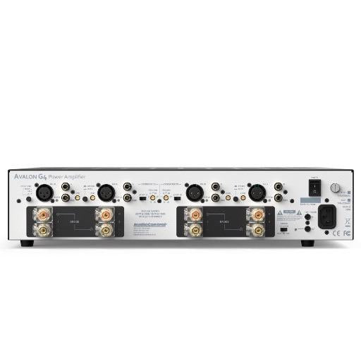 Audio Control Avalon G4 4, 3, 2 Channel Amplifier