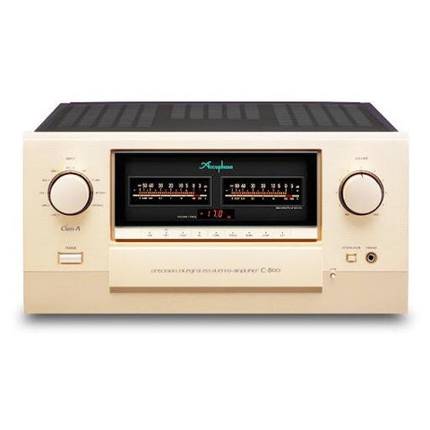Accuphase E800 Class A Integrated Amplifier