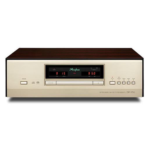 Accuphase DP950 SACD/CD Transport