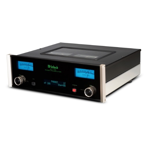 Mcintosh MP-1100 Tube Phono Preamplifier - Hi-Fi Centre